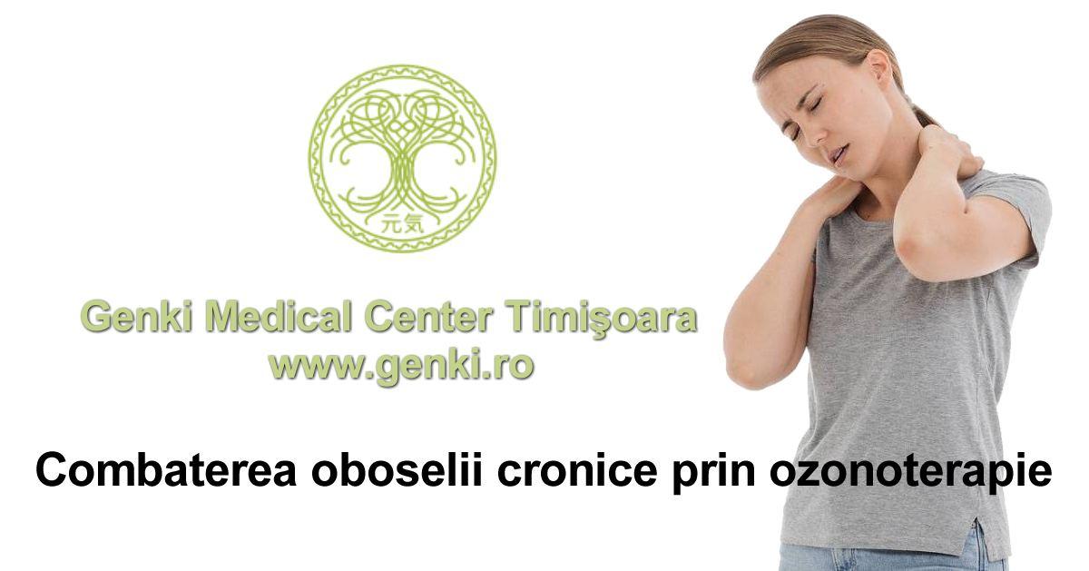 Ozonoterapia și oboseala cronică. Autohemoterapia majoră la Madonna